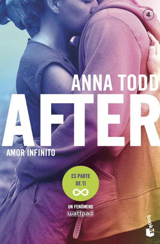 After: amor infinito (serie after 4)