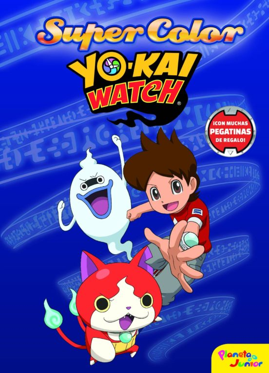 [9788408167709] Yo-kai watch: supercolor