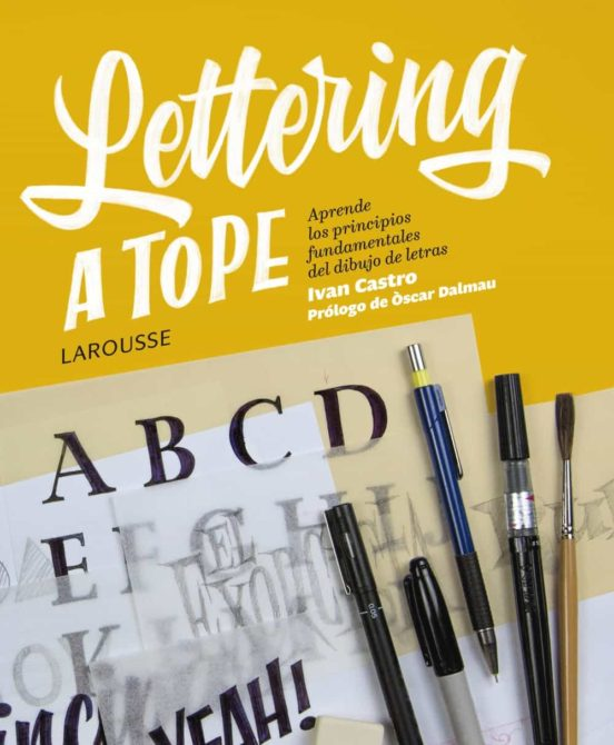 [9788417273354] Lettering a tope