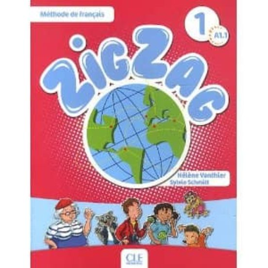 [9782090383867] Zig zag niveau 1. a1.1: methode de français (+cd)